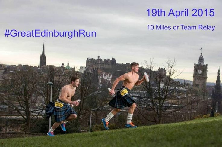 Morrisons Great Edinburgh Run