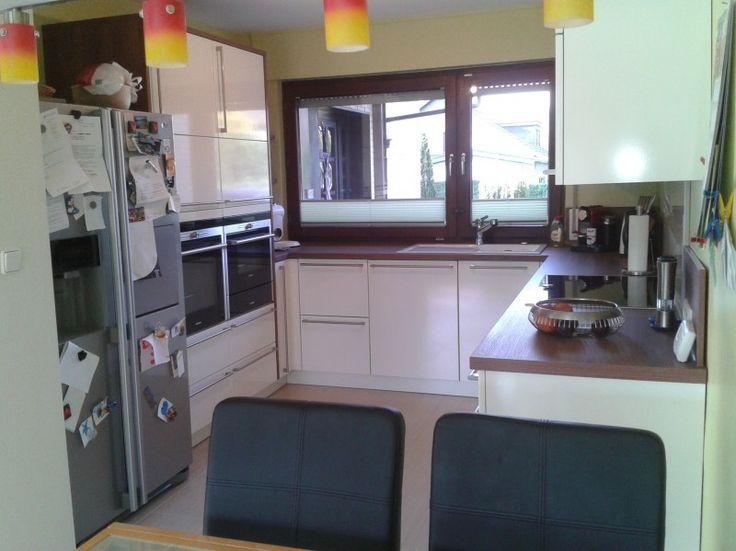 offene Küche endlich fertig - Fertiggestellte Küchen - Häcker - bilder offene küche