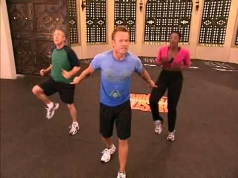 Biggest Loser Workout 1 2 High Intensity - YouTube