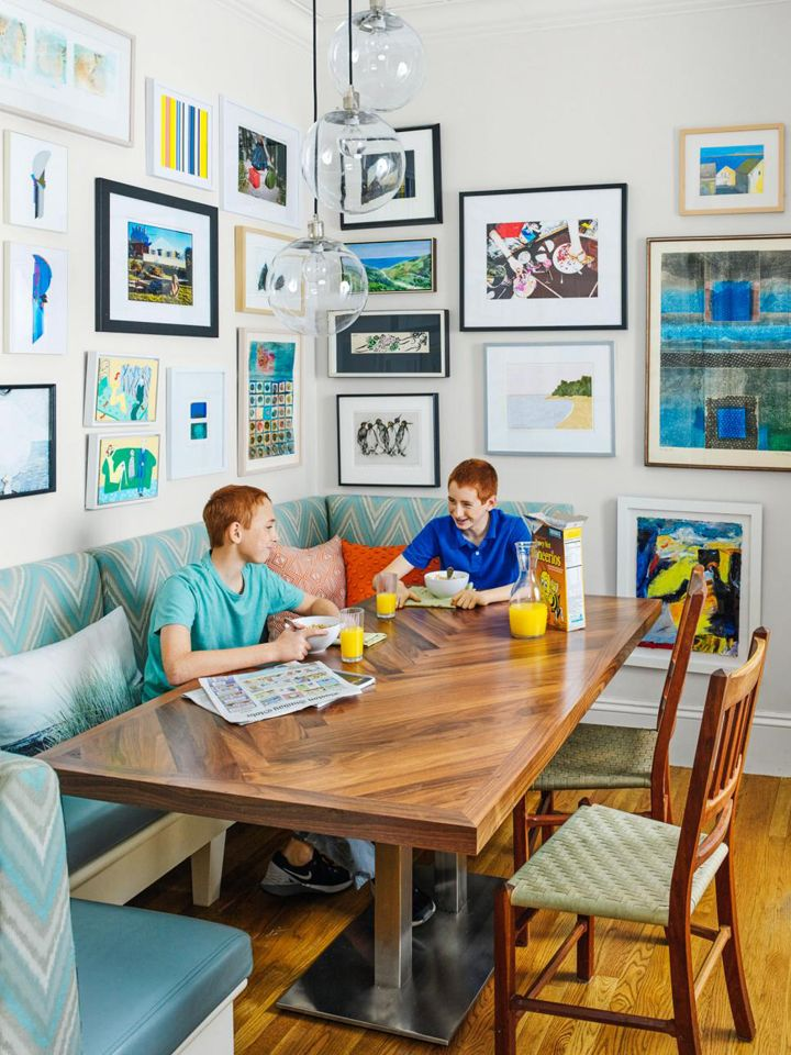 House Of Turquoise: Hark And Osborne Interior Design Photo Gallery Layout