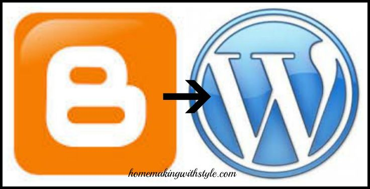Why I Made The Switch From #Blogger To #Wordpress - #blogging #SEO #bloggingtips