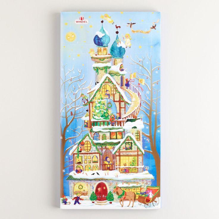 Windel Elf Advent Vertical Calendar | eBay