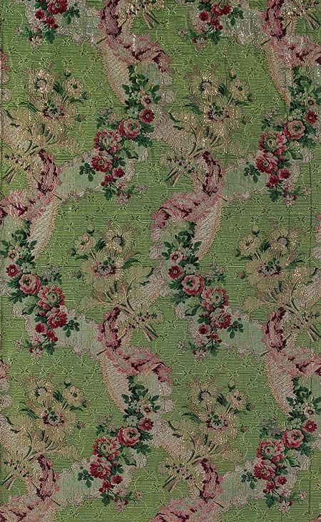 Brocaded silk [French] (69.79.3) | Heilbrunn Timeline of Art History | The Metropolitan Museum of Art