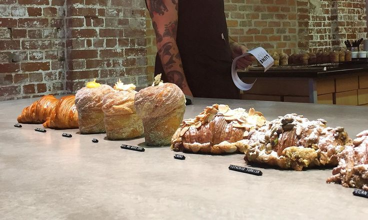 The Guardian joins the predawn queue at Melbourne's Lune Croissanterie to try what may (possibly) be the best croissants on the planet