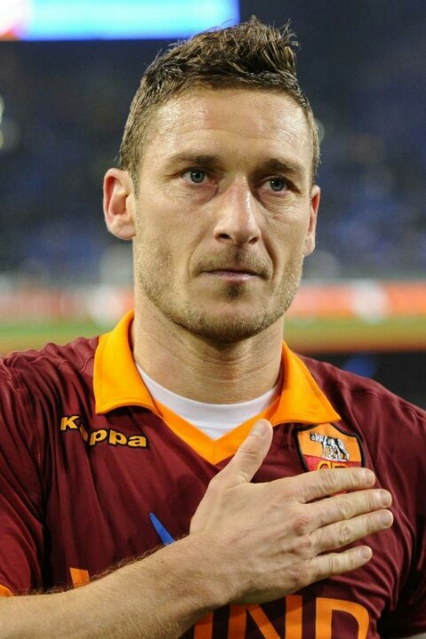 Heart & Soul, Red #Totti225