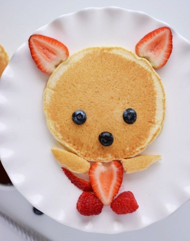 Adorable Fox | Community Post: 14 Insanely Cute Food Art Creations To Make This Summer