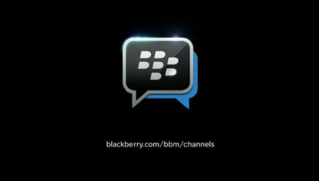 Bbm Channel Logo by Gilford Conroy