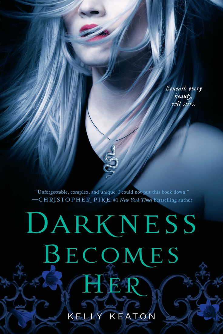 Darkness Becomes Her (paperback Edition) €� Kelly Keaton