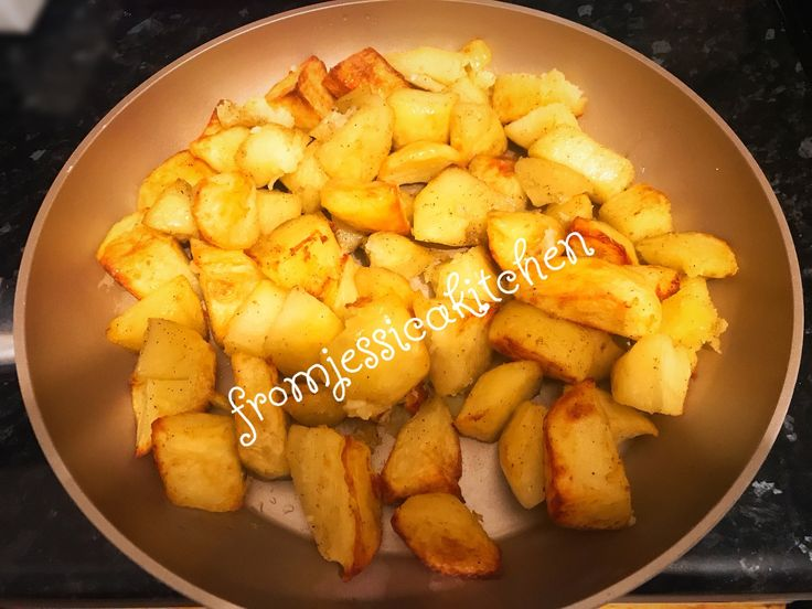 How To Roast Potatoes In  Tefal Actifry