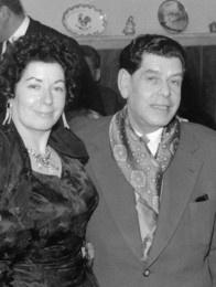 Hermínia Silva e Alfredo Marceneiro. FADISTAS