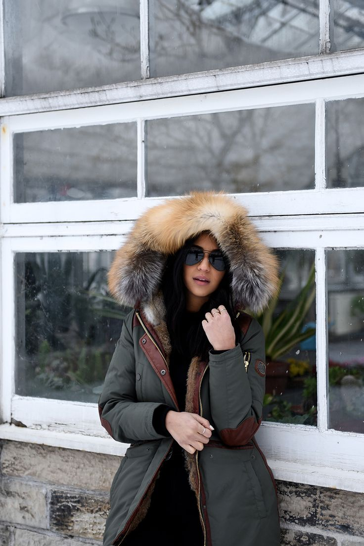 Parka style  | Not Your Standard
