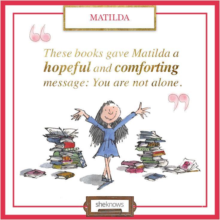 Best 25+ Matilda Quotes Ideas On Pinterest