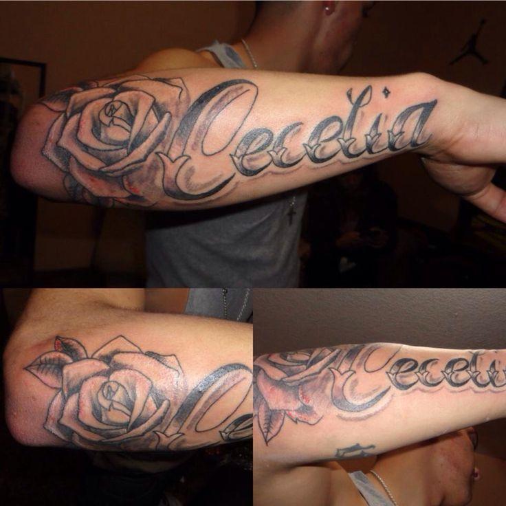 forearm tattoo underground