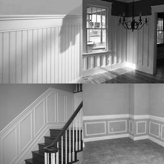 Design Definitions: Whatu0027s The Difference Between Wainscoting And  Beadboard? | Wainscoting, Apartment Therapy And Apartments