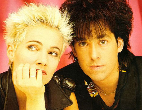 Look Sharp!... Roxette :)