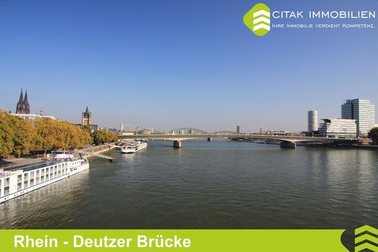 Köln-Altstadt-Süd-Deutzer Brücke
