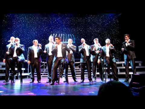 Straight No Chaser Does Beach Boys' Surfer Girl SNC Style