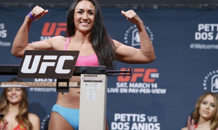 Carla Esparza, Randa Markos to reprise TUF rivalry at UFC Fight Night 105