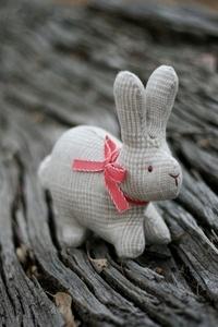 A Rascally Rabbit, beautiful wool/cashmere blend