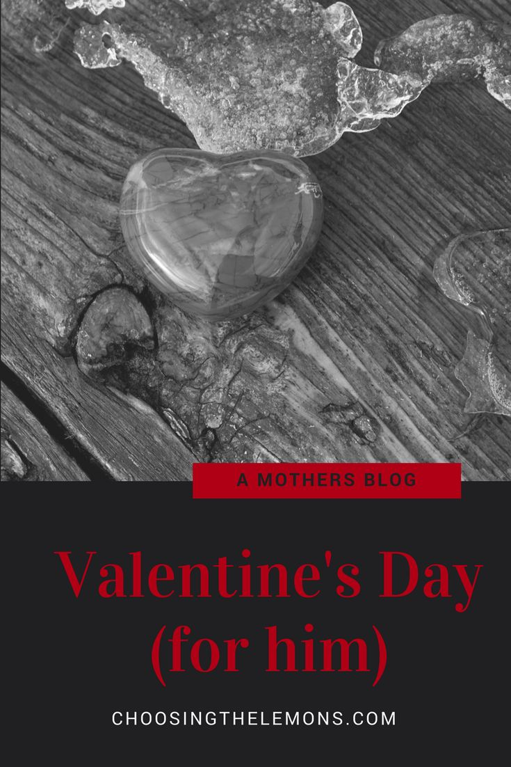 wondering what to do for your man this Valentines day? Look no farther, This mothers blog hits the nail on the head on what to get your guy this holiday. Valentines day for men.