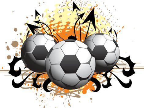 Origianl soccer art graffiti - Soccer Ideas - Sports Ideas ...