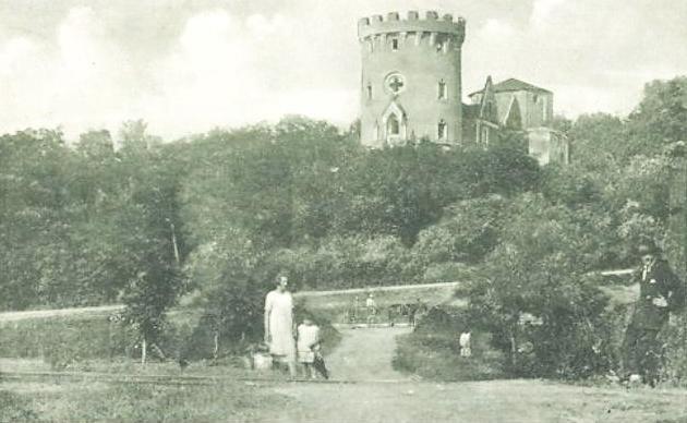 Cetatea Ardud - Satu Mare - 1932