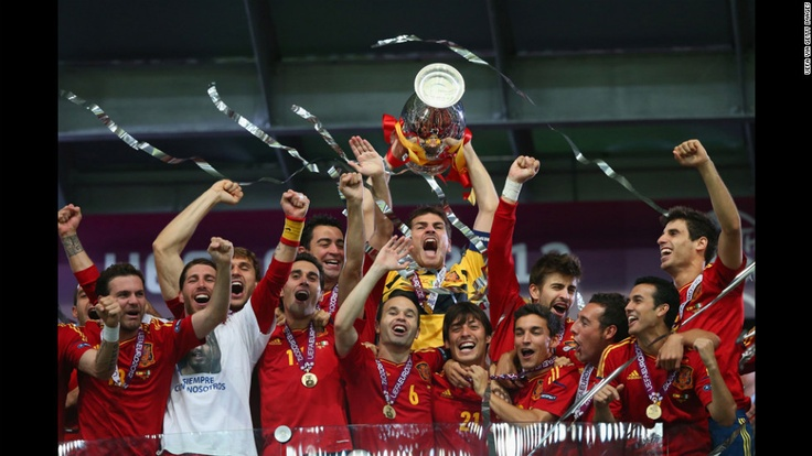 Euro 2012: The best team in the world