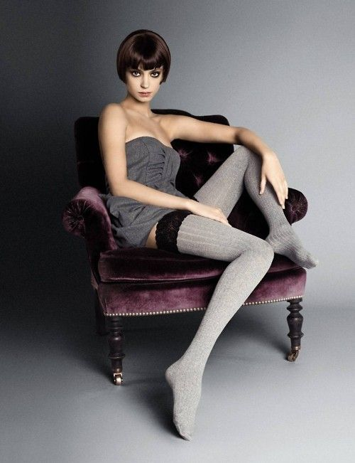 Thigh high pantyhose where to find