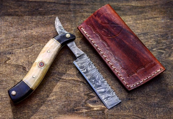 Shaving shouldn't be boring! That's why we're introducing men to our premium straight razors that will take you back in time to when a close shave was a luxury and a skill. Shop all our distinguished goods for men at www.thevintagegentlemen.com