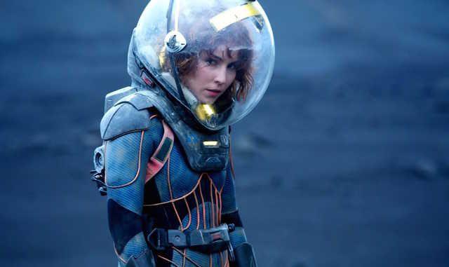 Alien: Covenant - Noomi Rapace will not return as Elizabeth Shaw