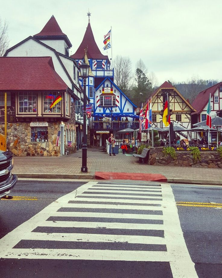 Helen GA, little Germany