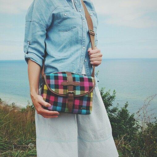 Śliczna torba fotogtaficzna Ciesta / Beautiful camera bag by Ciesta