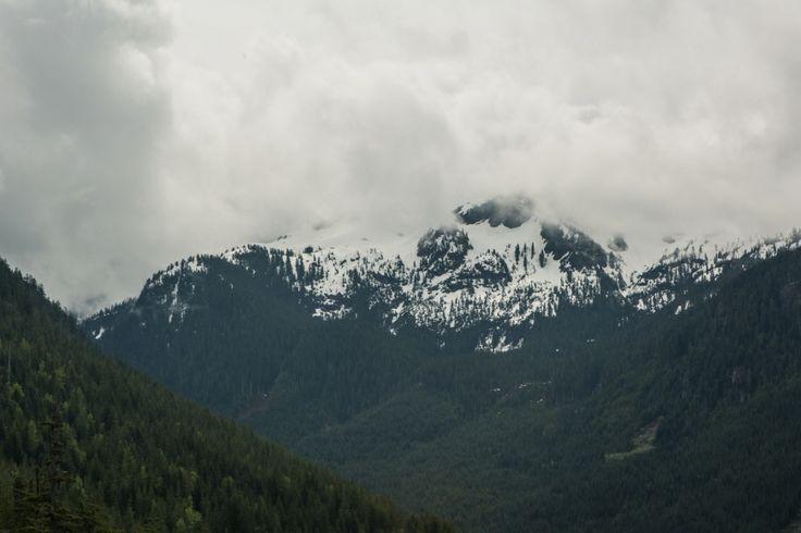 Sea to Sky Gondola - Squamish, British Columbia