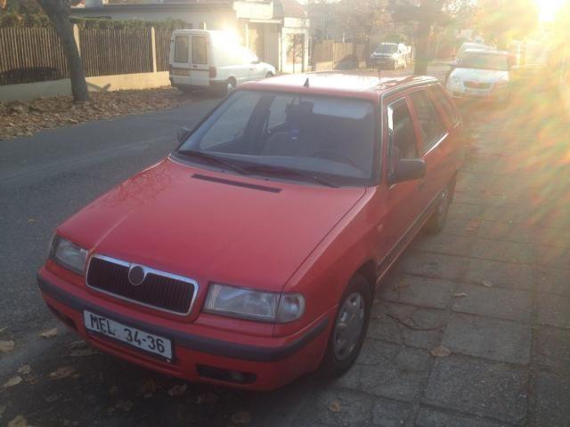 Škoda Felicia 1.9D