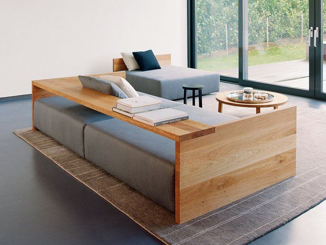 Kashan Sofa. This Gives Me A Great Idea On How To Turn My Twin Bed