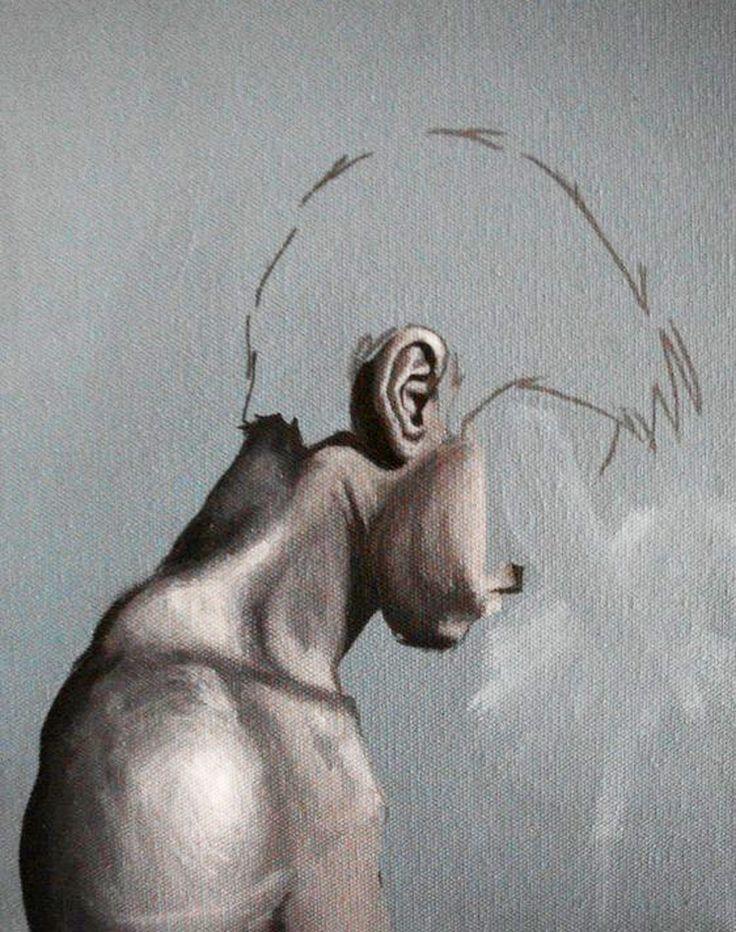 Eduardo Icaza - Self Portraits (2010)