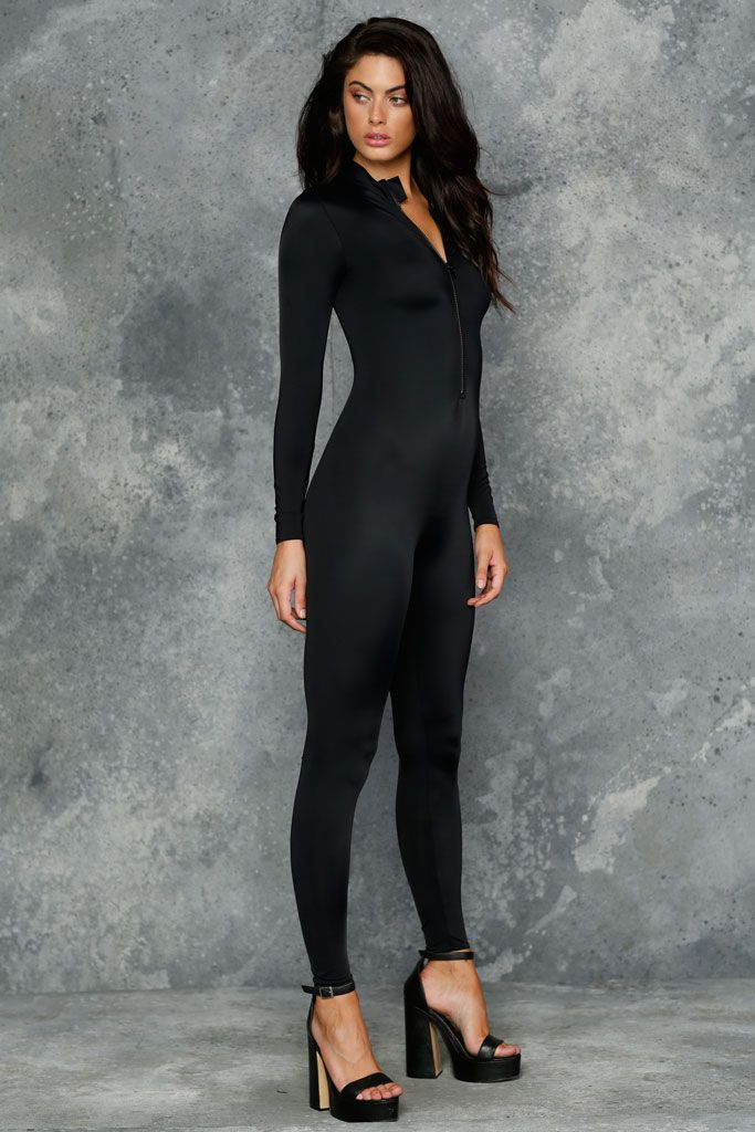 Back To Basics Reef Catsuit - LIMITED (AU $120AUD) by BlackMilk Clothing