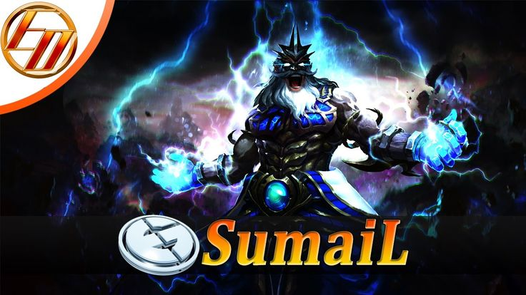 SumaiL  Zeus  Dota 2 Pro Gameplay | Evil Geniuses