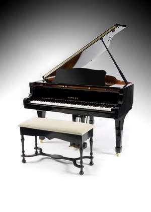 LOT:448 | A Yamaha C1 Conservatoire baby grand piano