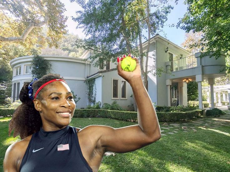 Serena Williams is selling her Bel Air mansion for nearly $12 milliontake a look inside