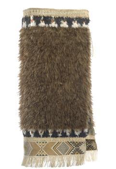Kahu kiwi (feather cloak) - Collections Online - Museum of New Zealand Te Papa Tongarewa