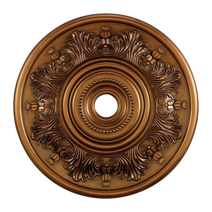 Lauderdale Medallion 30 Inch In Antique Bronze Finish Our