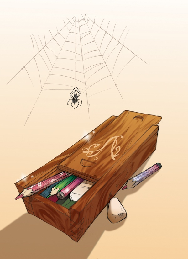 Fairy Oak-Rex: The Spider