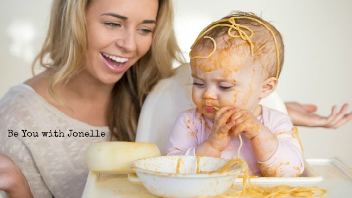 Baby Led Weaning - what is it and is it for you? Be You by Jonelle