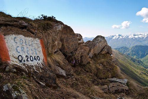 Colle Crest - Foto Piemonte