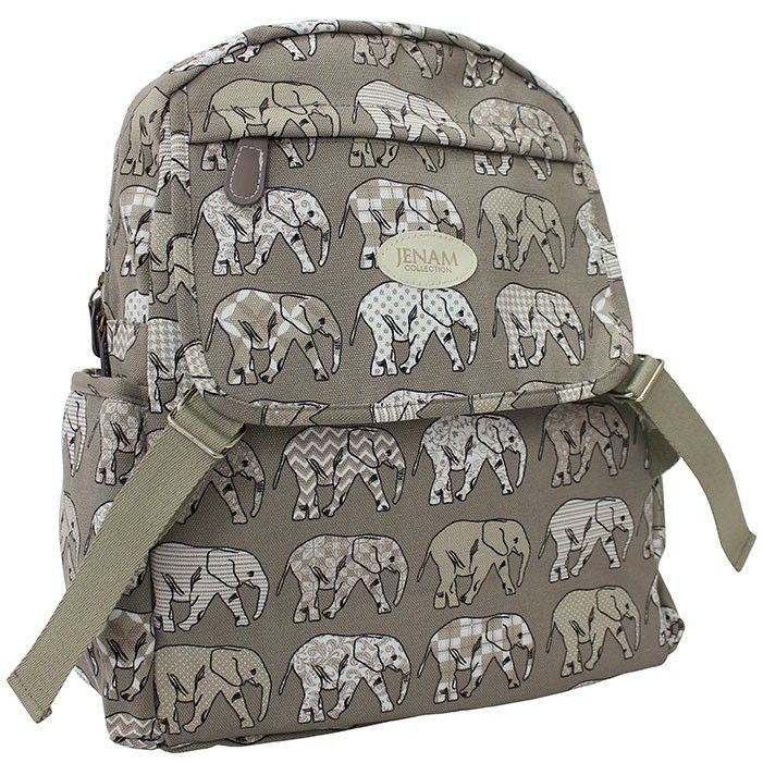 Olifant Rugsak/ Elephant backpack!