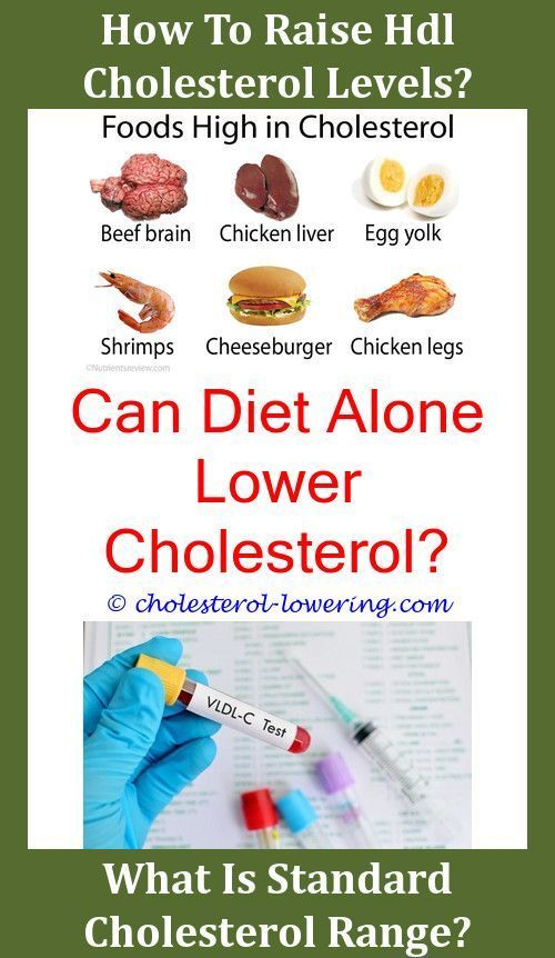 Cholesteroldiet Can I Lower My Cholesterol Without Medication