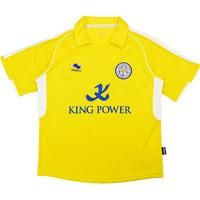 2010-11 Leicester Away Shirt XL , From CLASSIC FOOTBALL SHIRTS LIMITED , CLASSIC FOOTBALL SHIRTS LIMITED
