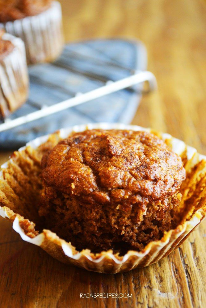 Whether you're a banana bread lover, or you just like everything muffin, these gluten, dairy, and refined sugar-free Banana Bread Muffins are sure to be a favorite!