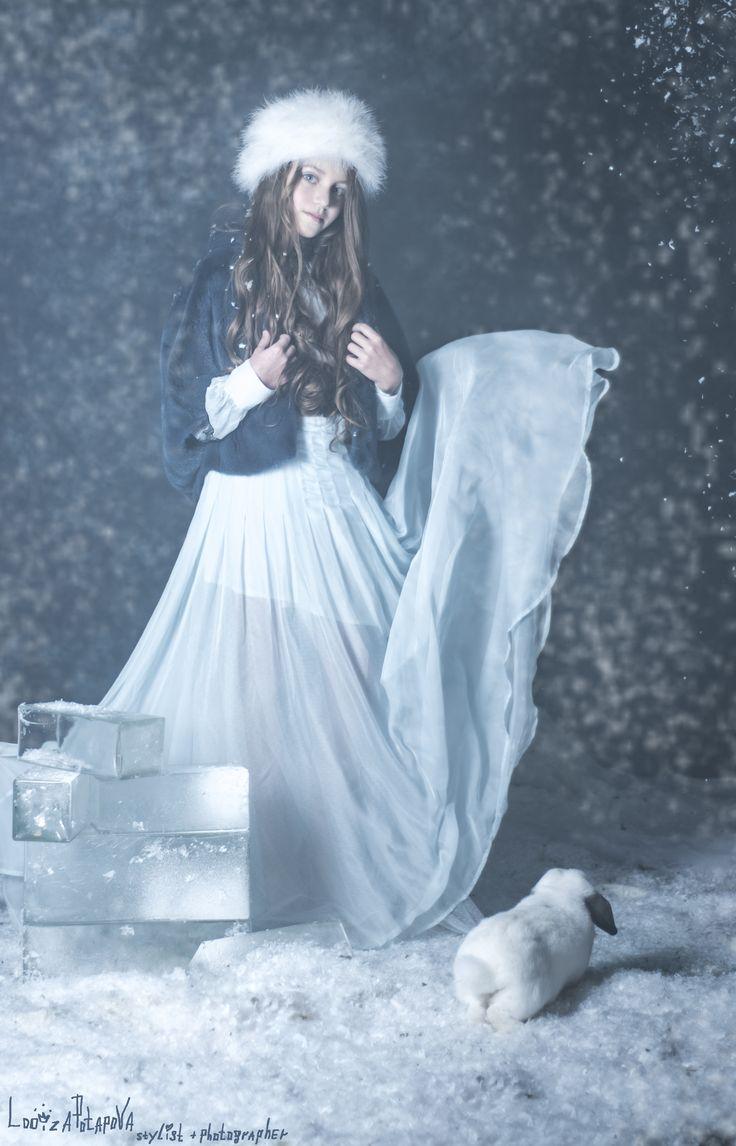 """ALINA & rabbit MIOKARDO""    *Photographer, stylist, decorator: Looiza Potapova    * Dres:  Valentino    * Fur coat: Braschi     * Assistant photographer: Alexander Maligin    * LOOIZAPOTAPOVA.COM     * + 7 (926) 842-74-08"